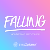 Free Download Falling (Originally Performed by Harry Styles) [Piano Karaoke Version].mp3