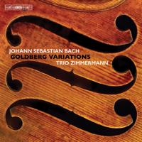 Trio Zimmermann - J.S. Bach: Goldberg Variations, BWV 988 (Arr. Trio Zimmermann for Violin, Viola & Cello) artwork