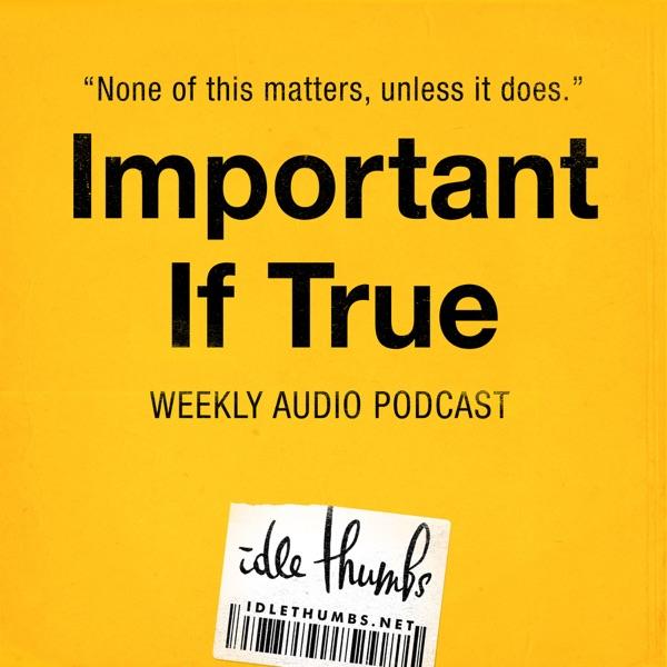 e4da69ad8 Important If True – Podcast – Podtail