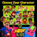 Choose Your Character! - The 8-Bit Big Band