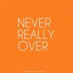 Never Really Over (feat. Samantha Katy) - Single