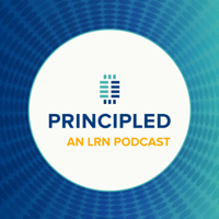 Podcast cover art for Principled