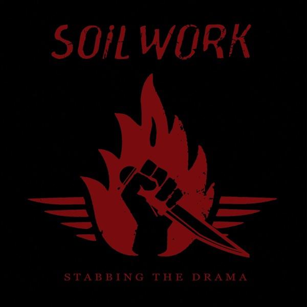 Soilwork mit Stabbing the Drama