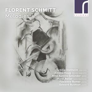 Various Artists - Florent Schmitt: Mélodies