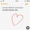 Lennert Wolfs - Alleen Maar Jou (feat. Earl Scott) artwork