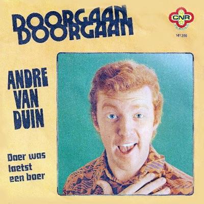 Doorgaan - Single - Andre van Duin