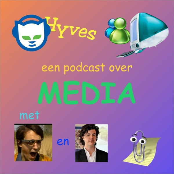 Een Podcast over Media
