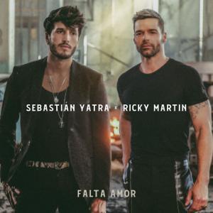 Sebastián Yatra & Ricky Martin - Falta Amor