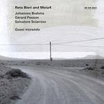 Reto Bieri & Meta4 - Clarinet Quintet in B Minor, Op. 115: 1. Allegro