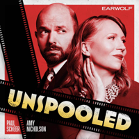 Podcast cover art for Unspooled