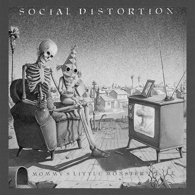 Mommy's Little Monster - Social Distortion