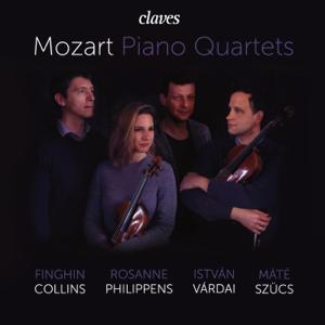 Finghin Collins, Rosanne Philippens, Máté Szűcs & István Várdai - Mozart: Piano Quartets