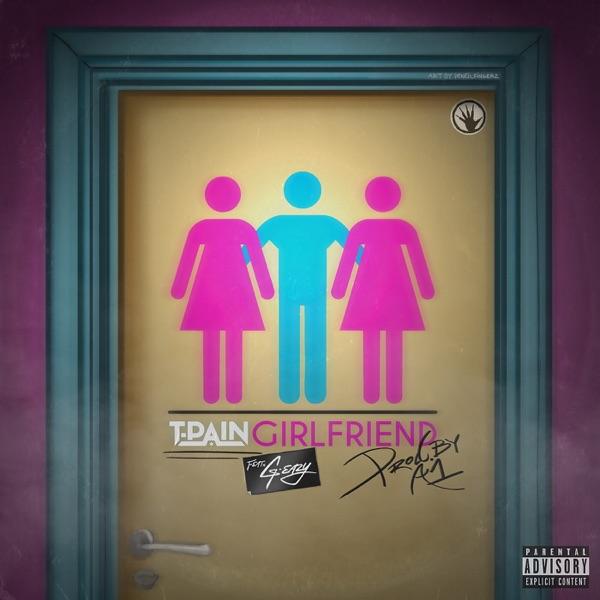 Girlfriend (feat. G-Eazy) - Single