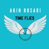 Akin Busari - Time Flies artwork