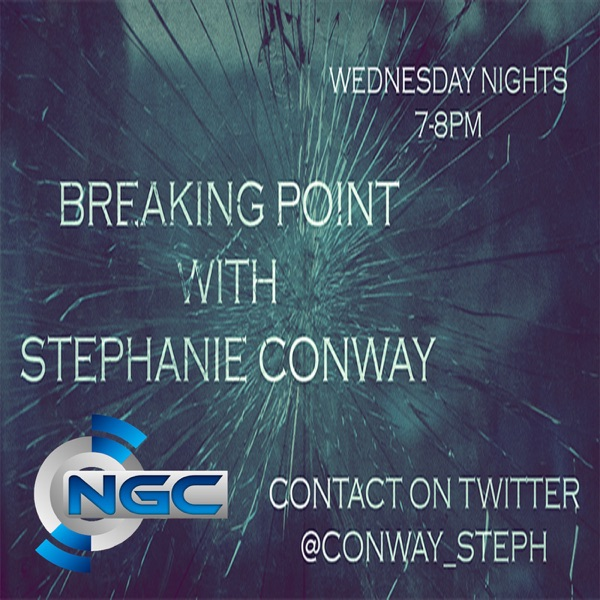Breaking Point with Stephanie Conway