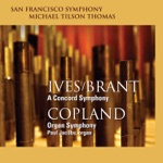 Michael Tilson Thomas & San Francisco Symphony - A Concord Symphony (Orch. Brant): II. Hawthorne