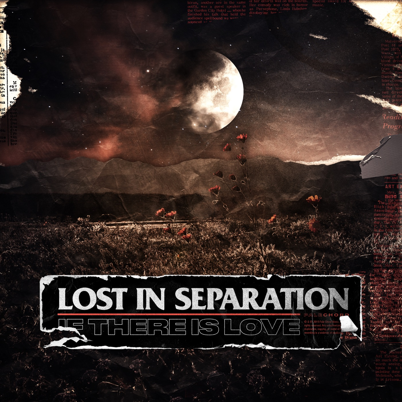 Lost in Separation - If There is Love [single] (2019)