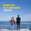 Twice - Arde en Mi Corazón ilustración