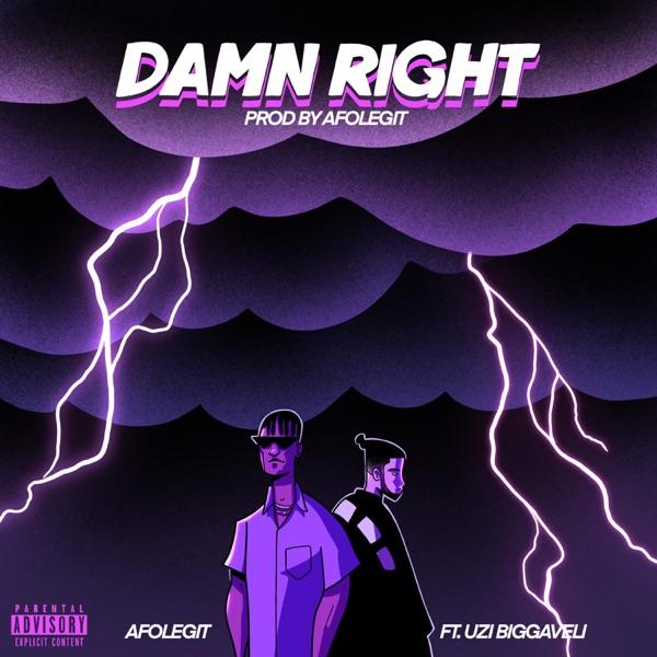 Damn Right (feat. Uzi Biggaveli) - Single