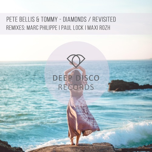 Pete Bellis Tommy - Diamonds / Revisited Image