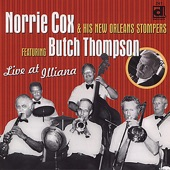 Norrie Cox & His New Orleans Stompers - Mabel's Dream (Live)