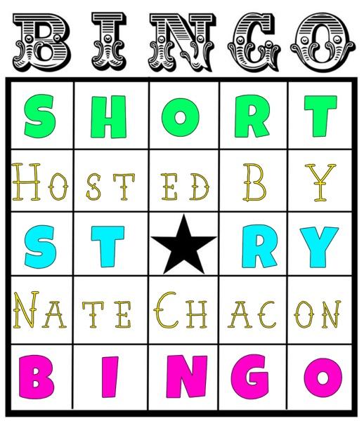 Short Story Bingo