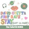 Stay Don t Go Away feat Raye The FaNaTiX Remix Single