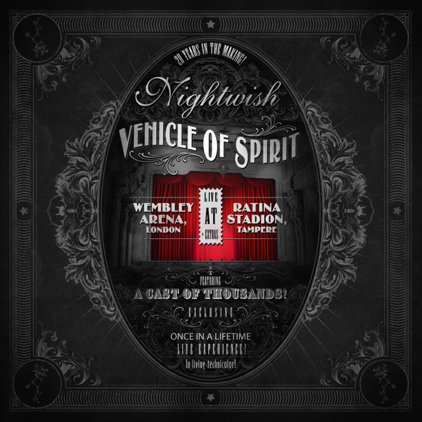 Vehicle of Spirit (Live) - EP