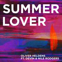 オリヴァー・ヘルデンス - Summer Lover (feat. Devin & Nile Rodgers) artwork