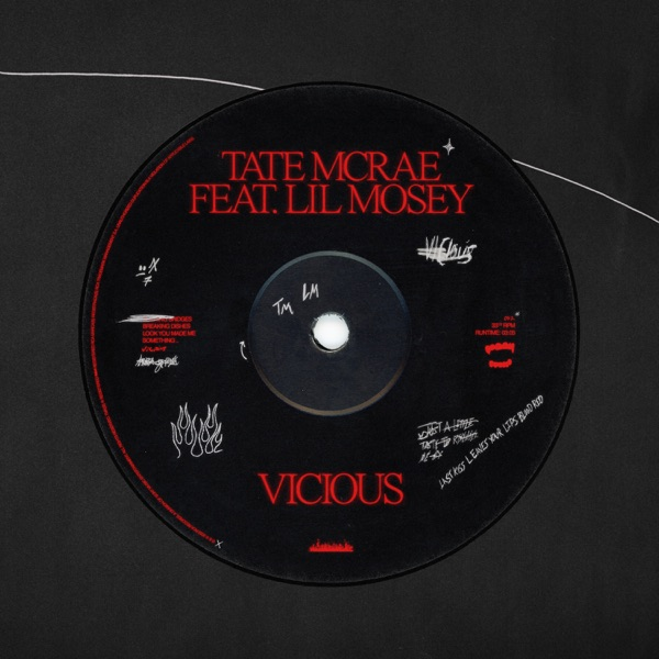 vicious (feat. Lil Mosey) - Single