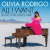 All I Want Love That Lasts Mix Single