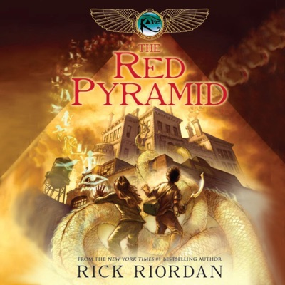 The Red Pyramid: The Kane Chronicles, Book 1 (Unabridged)