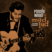 Ronnie Wood with His Wild Five - Mad Lad: A Live Tribute to Chuck Berry artwork