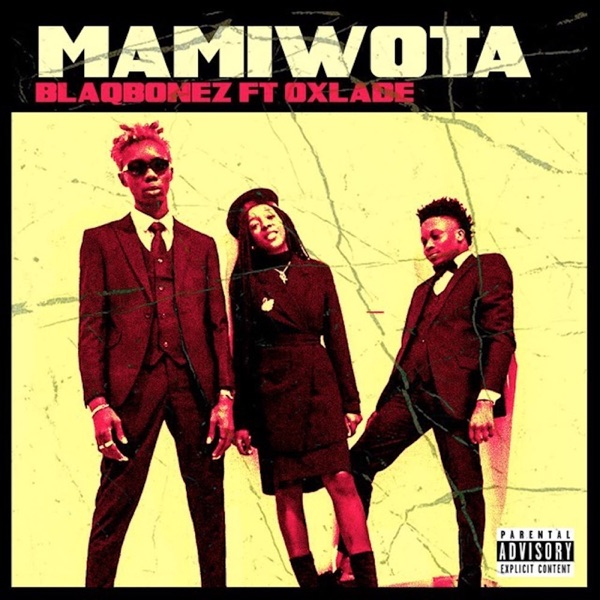 Mamiwota (feat. Oxlade) - Single