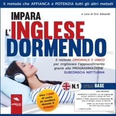 Grammatica e Sintassi. Parole e Frasi - Verbi: Impara l'inglese dormendo. Livello base 1
