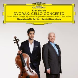 Kian Soltani, Staatskapelle Berlin & 巴倫波因 - Dvořák: Cello Concerto