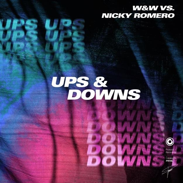 W&W & Nicky Romero - Ups & Downs [iTunes Plus AAC M4A] - Single