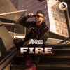 Ahzee - Fire artwork