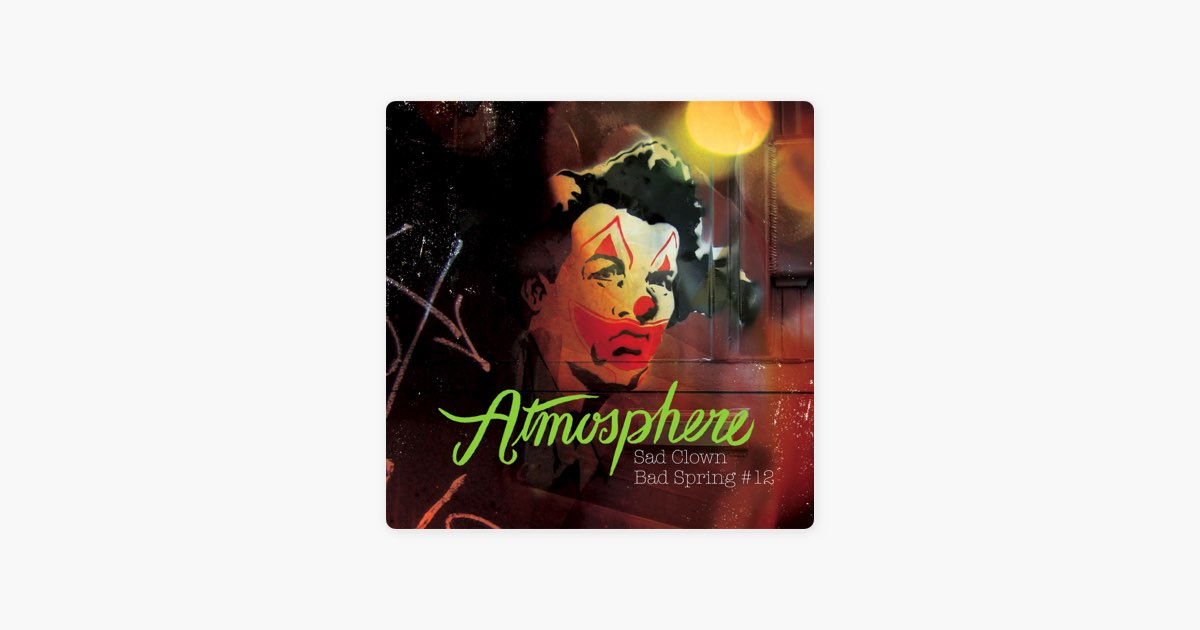 Carry Me Home by Atmosphere