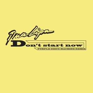 Don't Start Now (Purple Disco Machine Remix) - Single