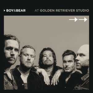 Boy & Bear - Boy & Bear at Golden Retriever Studio