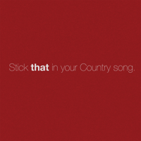 Download lagu Eric Church - Stick That in Your Country Song