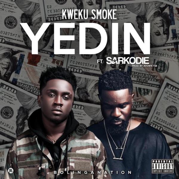 Yedin (feat. Sarkodie) - Single