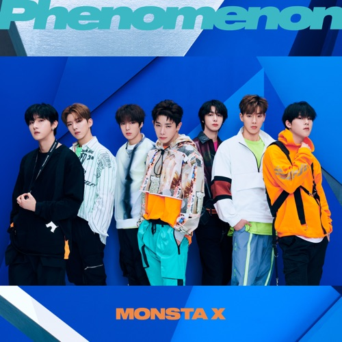 MONSTA X – Phenomenon (ITUNES MATCH AAC M4A)