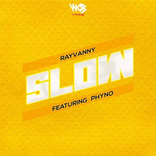 Slow (feat. Phyno) - Single