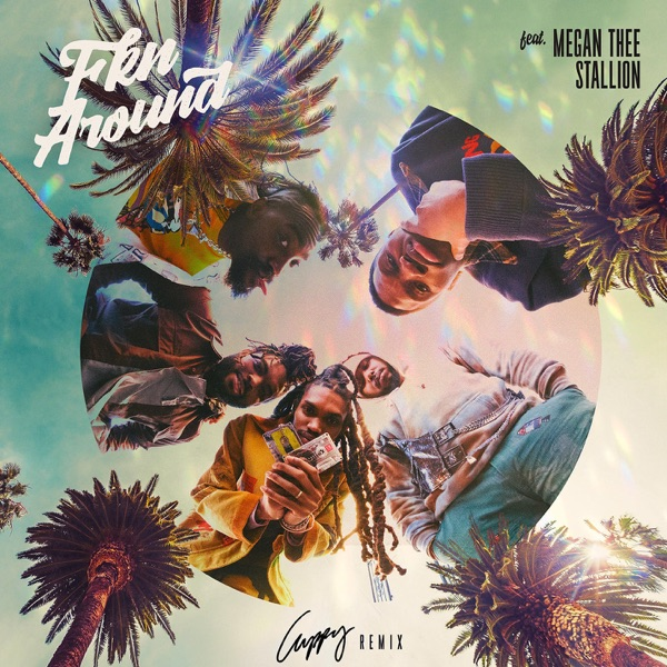 Fkn Around (feat. Megan Thee Stallion) [Cuppy Remix] - Single
