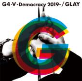 G4・V-Democracy 2019- - EP - GLAY Cover Art