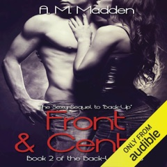 Front & Center: Book 2 of the Back-up Series (Unabridged)