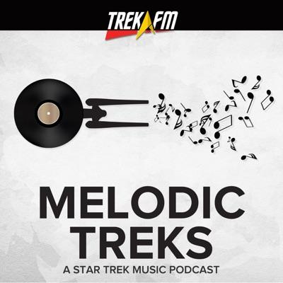 Melodic Treks: A Star Trek Music Podcast   Podbay