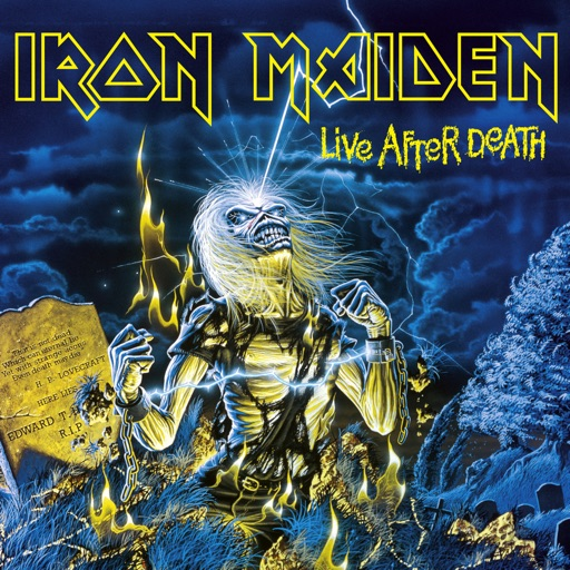 Art for Iron Maiden (Live) by Iron Maiden
